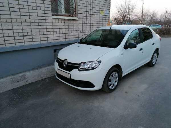 Renault Logan, 2015 год, 405 000 руб.