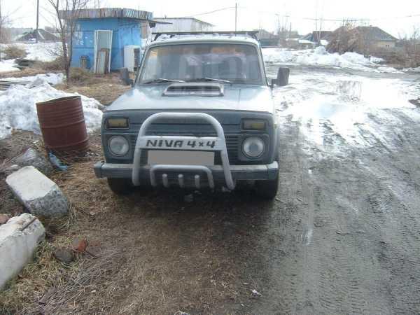Лада 4x4 2121 Нива, 1996 год, 105 000 руб.