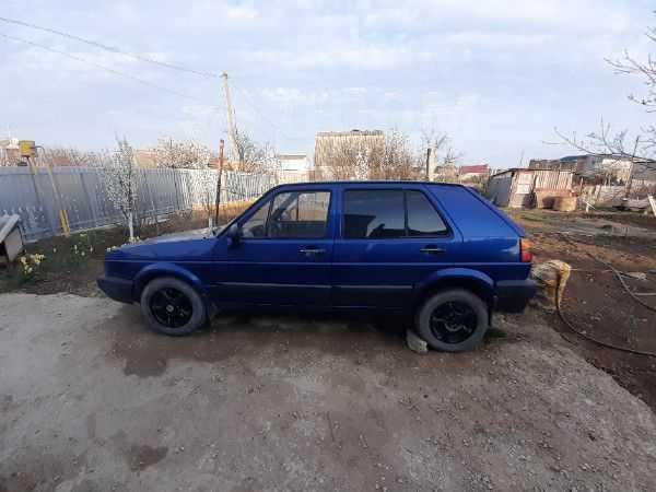 Volkswagen Golf, 1984 год, 70 000 руб.