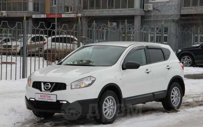 Nissan Qashqai, 2010 год, 597 000 руб.