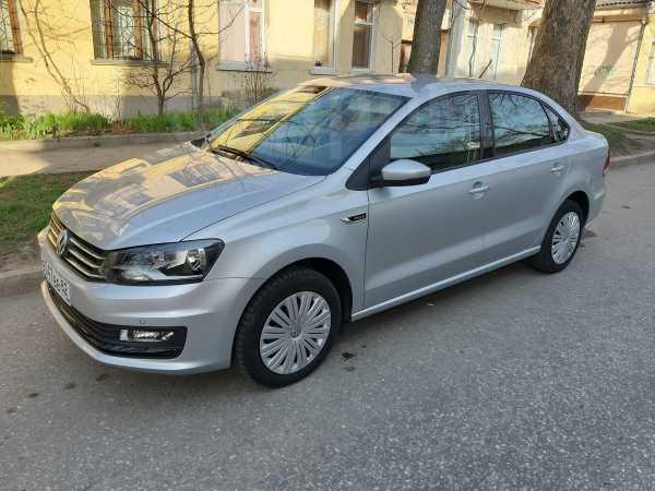 Volkswagen Polo, 2015 год, 589 000 руб.