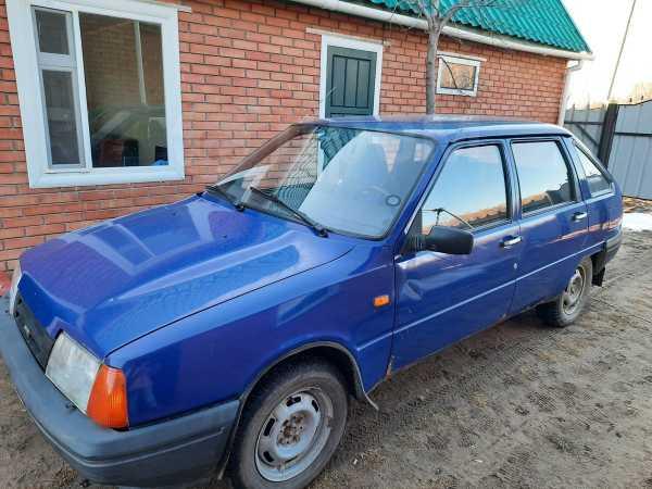 ИЖ 2126 Ода, 2001 год, 40 000 руб.