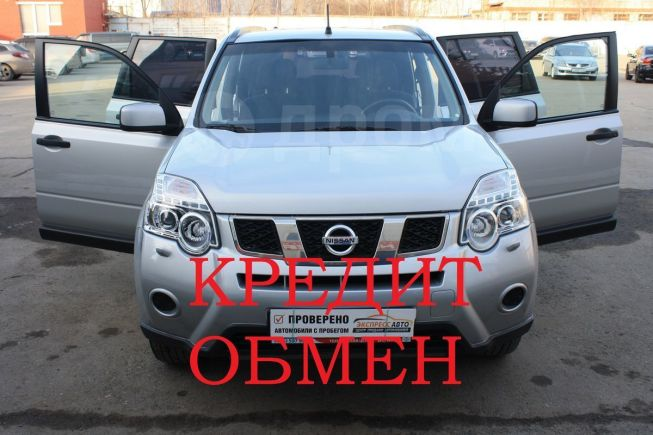 Nissan X-Trail, 2012 год, 777 000 руб.