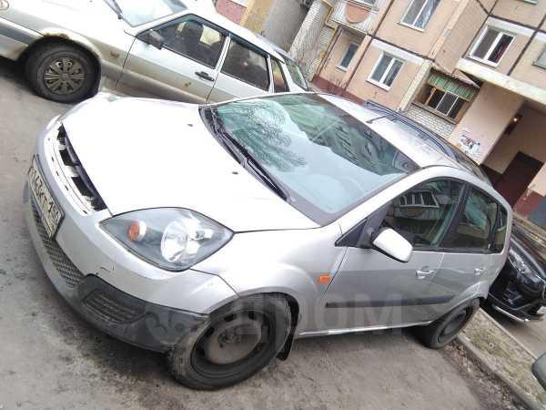 Ford Fiesta, 2007 год, 120 000 руб.