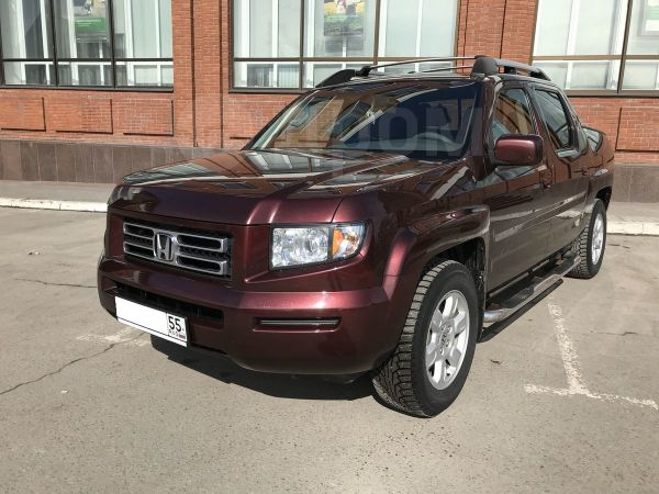 Honda Ridgeline, 2007 год, 900 000 руб.
