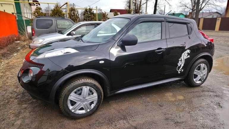 Nissan Juke, 2011 год, 460 000 руб.
