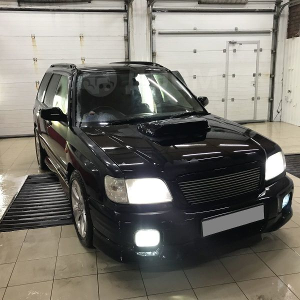 Subaru Forester, 2000 год, 390 000 руб.