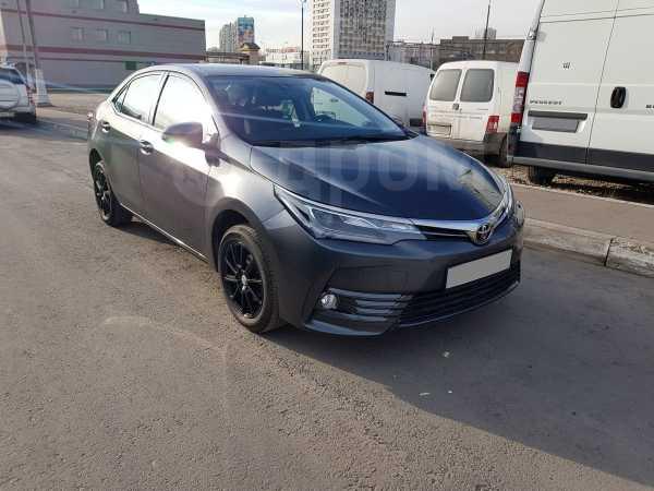 Toyota Corolla, 2017 год, 1 020 000 руб.