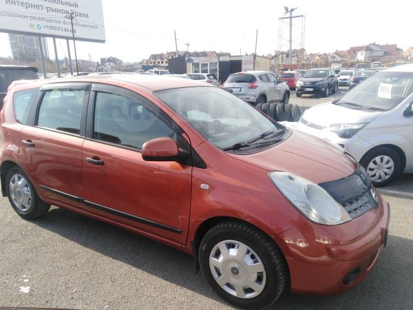 Nissan Note, 2007 год, 318 000 руб.