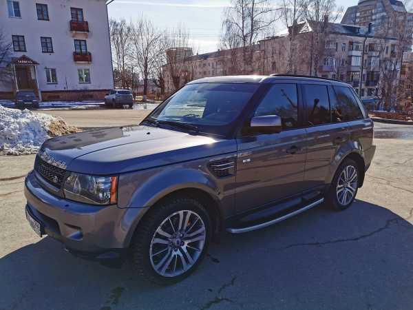 Land Rover Range Rover Sport, 2010 год, 1 170 000 руб.