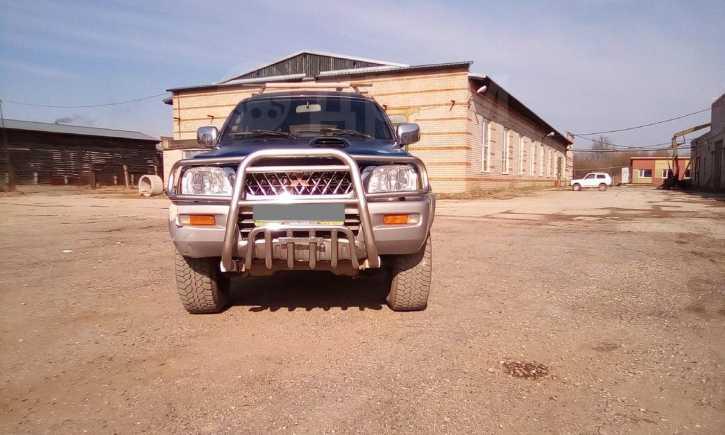 Mitsubishi L200, 2003 год, 320 000 руб.
