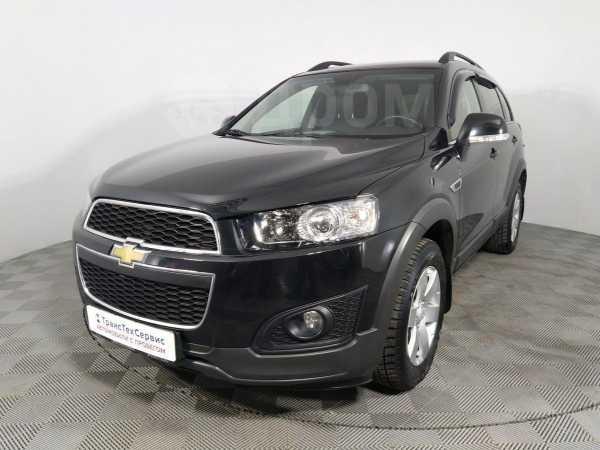 Chevrolet Captiva, 2014 год, 799 000 руб.
