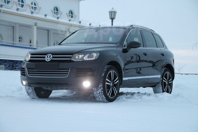 Volkswagen Touareg, 2010 год, 1 290 000 руб.