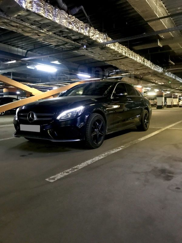 Mercedes-Benz C-Class, 2014 год, 1 370 000 руб.