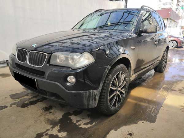 BMW X3, 2009 год, 894 000 руб.