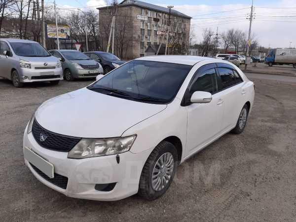 Toyota Allion, 2007 год, 515 000 руб.