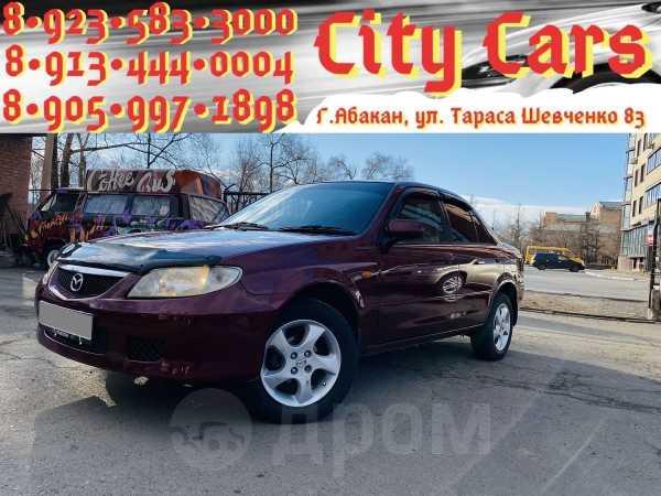 Mazda Familia, 2003 год, 215 000 руб.