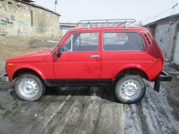 Лада 4x4 2121 Нива, 1978 год, 110 000 руб.