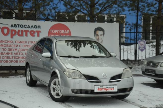 Nissan Primera, 2006 год, 360 000 руб.