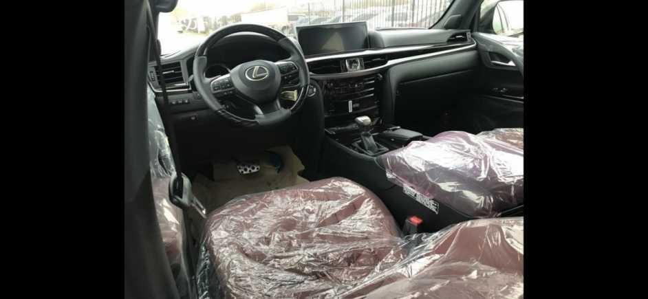 Lexus LX570, 2020 год, 7 999 999 руб.