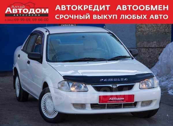 Mazda Familia, 1999 год, 159 000 руб.