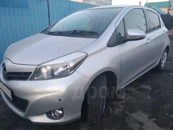Toyota Vitz, 2013 год, 399 999 руб.