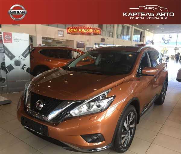 Nissan Murano, 2020 год, 3 314 000 руб.
