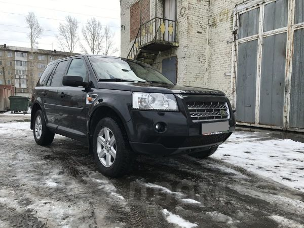 Land Rover Freelander, 2007 год, 549 000 руб.