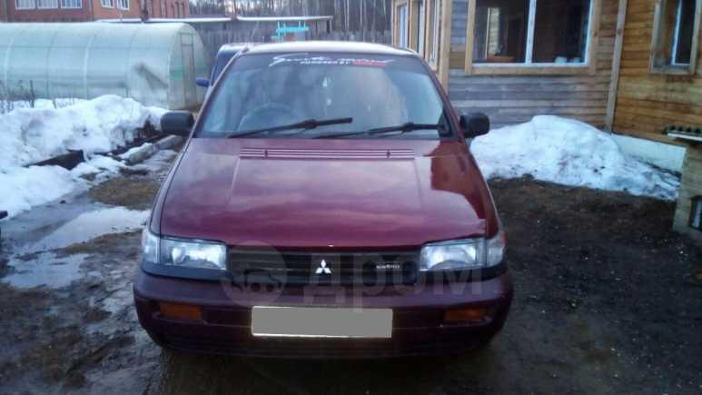 Mitsubishi Chariot, 1991 год, 105 000 руб.
