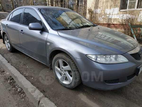 Mazda Mazda6, 2004 год, 191 000 руб.