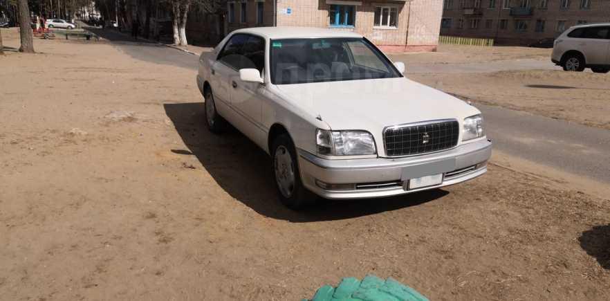 Toyota Crown Majesta, 1997 год, 320 000 руб.