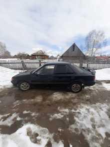 Барнаул Familia 1989