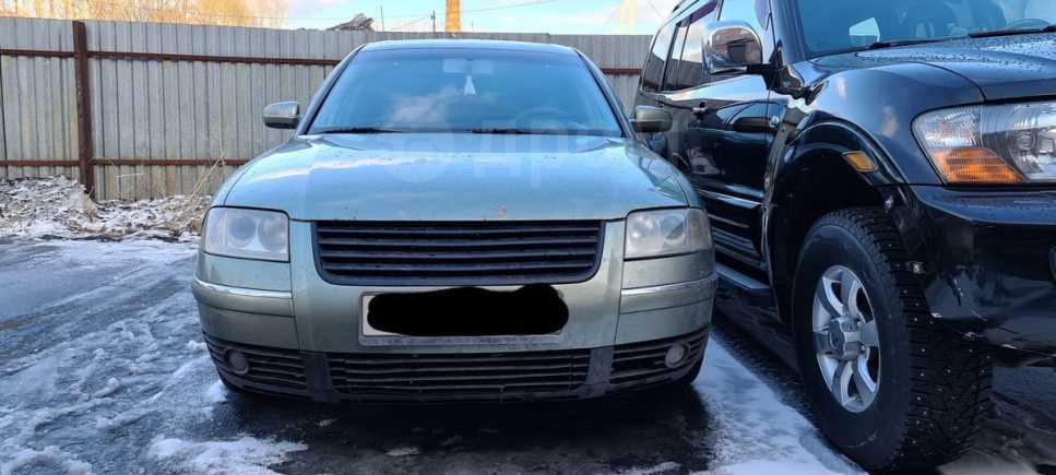 Volkswagen Passat, 2001 год, 165 000 руб.