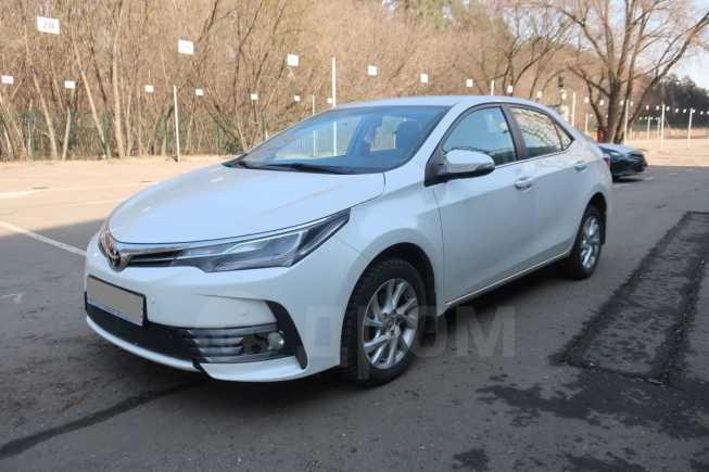 Toyota Corolla, 2017 год, 975 000 руб.