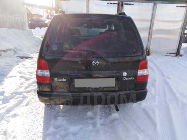Mazda Demio, 1999 год, 115 000 руб.