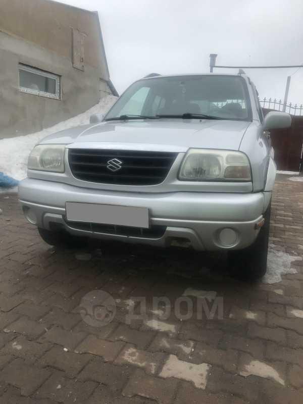 Suzuki Escudo, 2001 год, 355 555 руб.