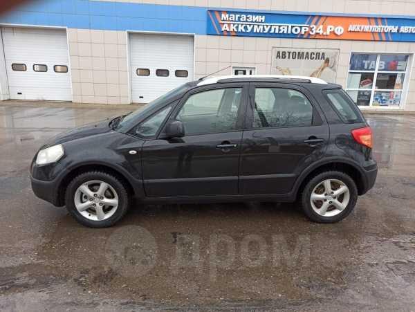 Fiat Sedici, 2008 год, 390 000 руб.
