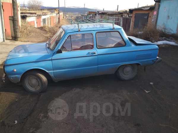ЗАЗ Запорожец, 1991 год, 35 000 руб.