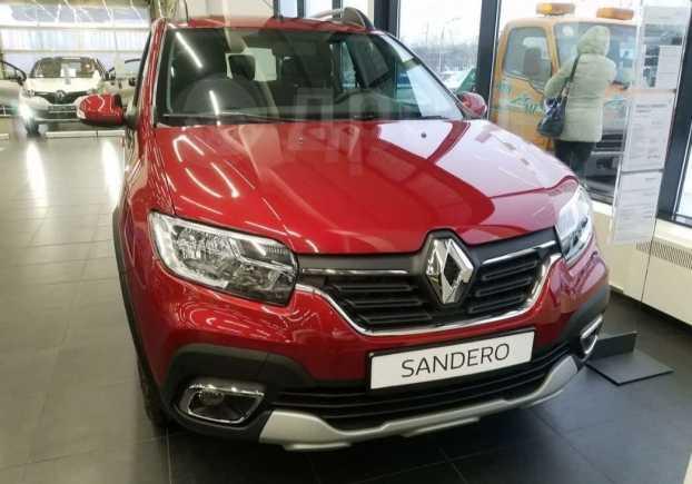 Renault Sandero Stepway, 2020 год, 952 990 руб.