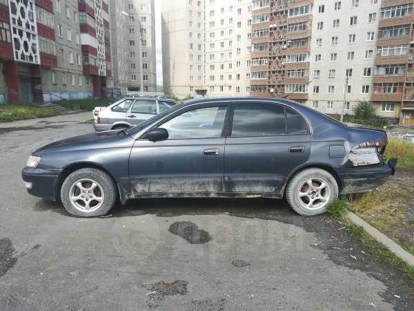 Toyota Corona, 1994 год, 60 000 руб.