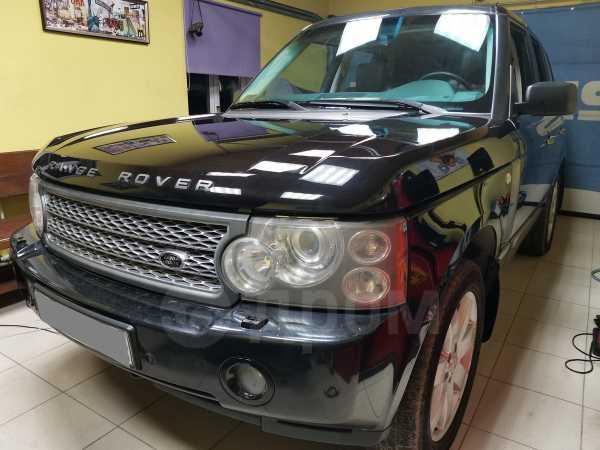 Land Rover Range Rover, 2007 год, 610 000 руб.