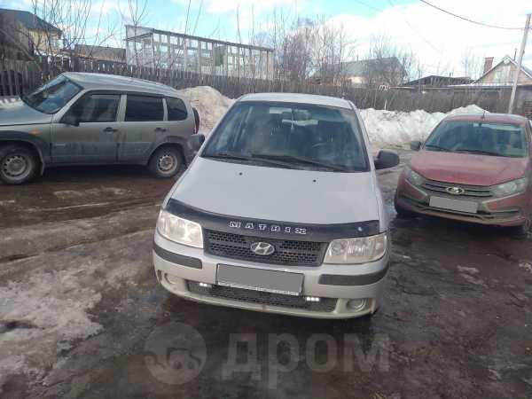 Hyundai Matrix, 2005 год, 190 000 руб.