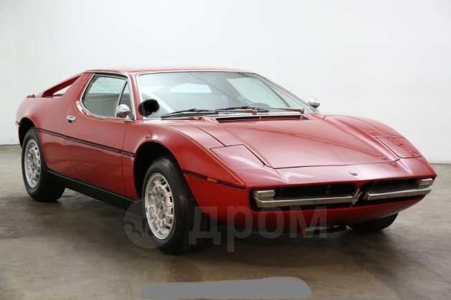 Maserati Coupe, 1974 год, 3 200 000 руб.
