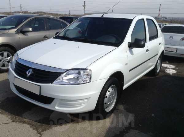 Renault Logan, 2012 год, 299 000 руб.
