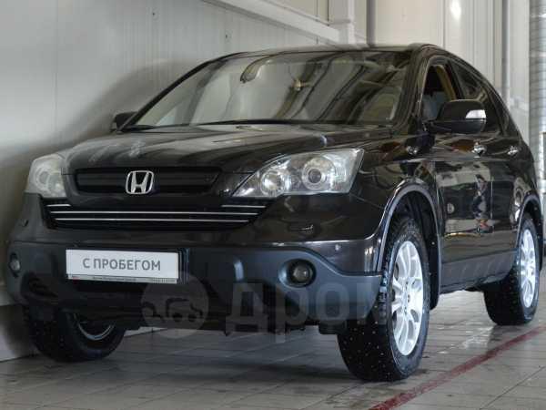 Honda CR-V, 2009 год, 870 000 руб.