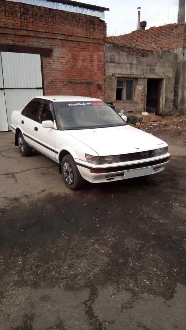Toyota Sprinter, 1987 год, 75 000 руб.