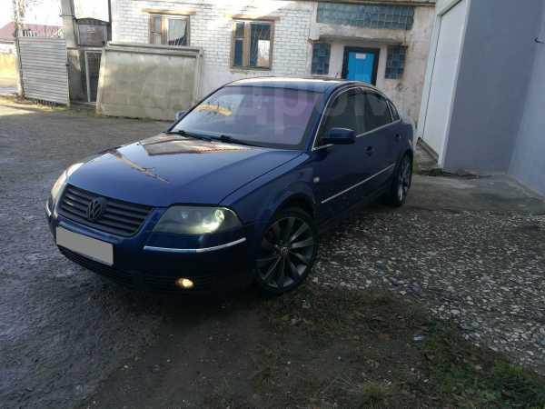 Volkswagen Passat, 2001 год, 310 000 руб.