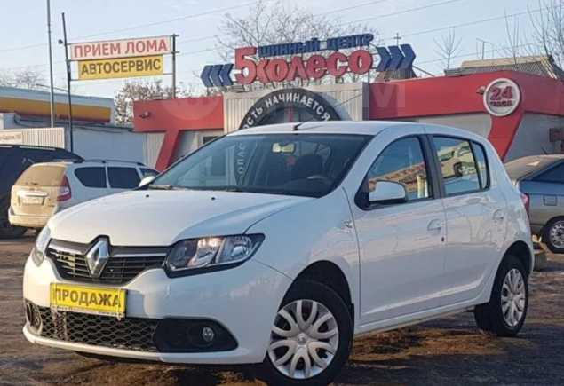 Renault Sandero, 2016 год, 499 000 руб.