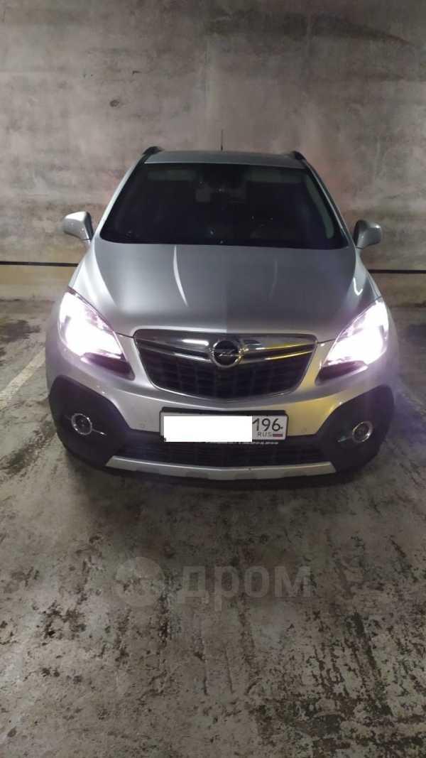 Opel Mokka, 2013 год, 755 000 руб.