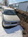 Nissan Pulsar, 1996 год, 40 000 руб.
